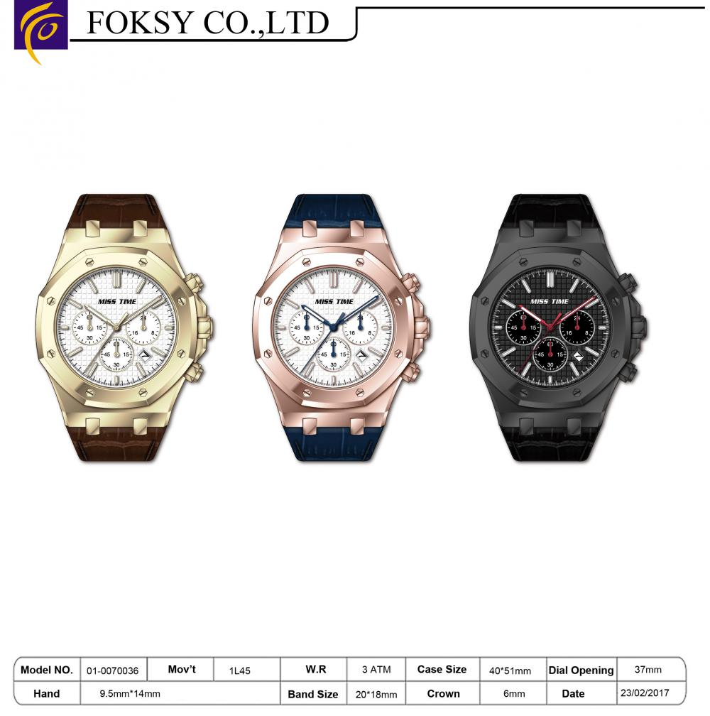 Wrist watches quartz watch wholesale casual watch