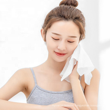 Travel Compressed Towels Portable and Disposable Compressed Cotton Tissue for Travel, Camping, Hiking