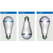 E27 3W LED Bulb AC85-265V White or Warm White Color