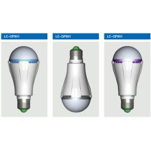 E27 3W Lâmpada LED AC85-265V branco ou quente branco cor