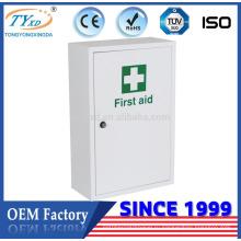 OEM фабрика производство металлических оказание первой помощи шкаф для хранения