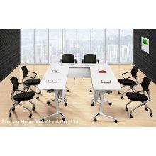 Mobiliário de mesa dobrável de sala de treinamento do novo design Office (HF-LS711)