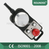 Roundss line driver manual position generator with emergency stop swtich