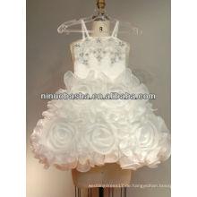 NW-342 2013 Lovely Eye-catching Blumenmädchen Kleid