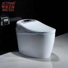 Sanita inteligente com descarga automática e vaso sanitário inteligente