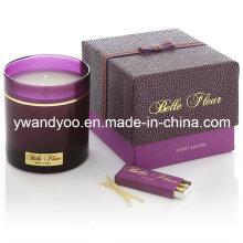Luxo perfumada massagem velas como presente de casamento