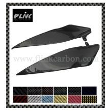 Carbon Fiber Side Panel Upper for YAMAHA R1 07