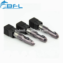Changzhou Face Milling Cutter Solid Carbide Ball Nose End Mill Bits