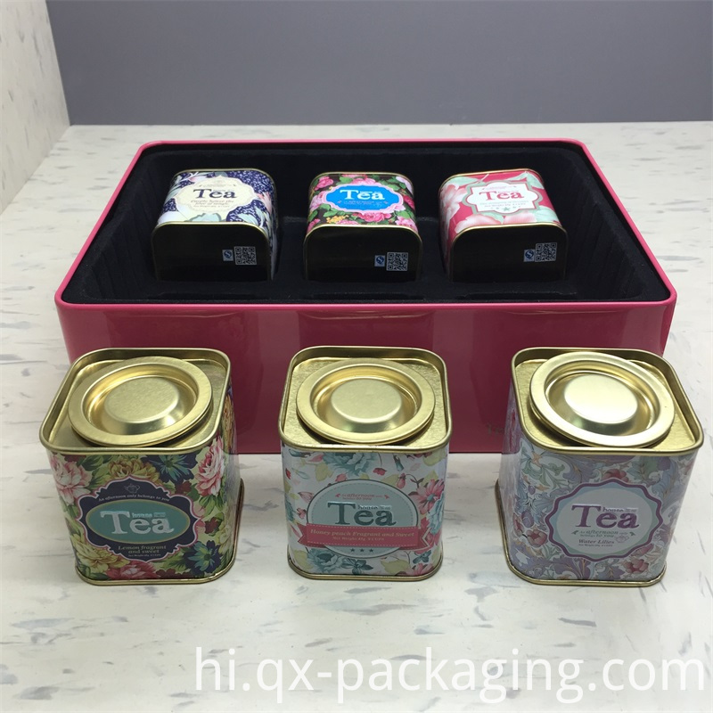 Tin Box Packaging