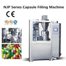 Máquina de llenado de cápsulas farmacéuticas de alta eficiencia
