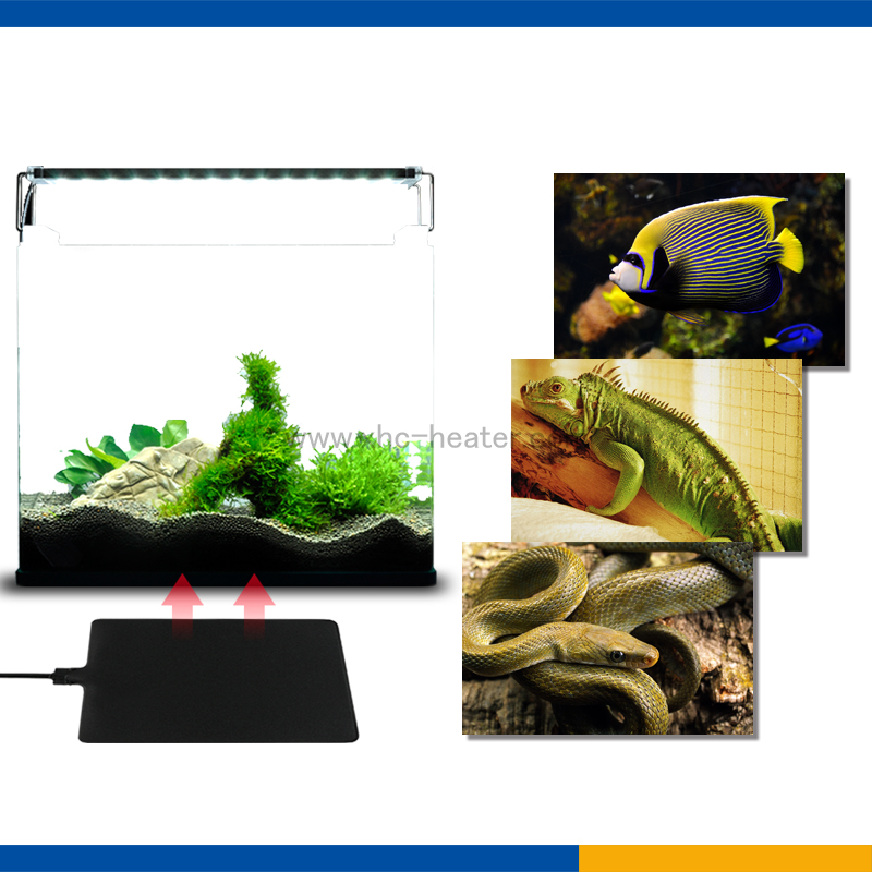 Good quality safe Reptile Heat Mats