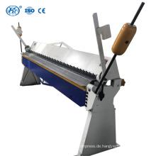 WH06-2.5X2000 mittelgroße Handfaltmaschine