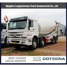Sinotruck HOWO 6X4 8cbm 336HP Concrete Mixer