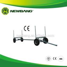 Трейлер с длинным грузовым квадроциклом