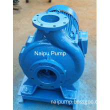 Isw Series Horizontal Pipeline Centrifugal Clean Water Pump