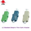 LC Simplex Singlemode, Multimode, Om3 and APC Fiber Optic Adapter