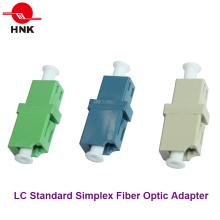 LC Simplex Singlemode, Multimodo, Om3 e Adaptador APC Fibra Óptica