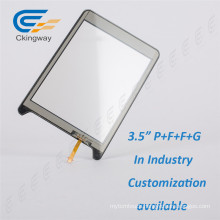 "3.5"" 4 Wire Resisitive Touch Screen Sensor Panel"