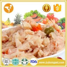 Консервированная органическая пища для собак