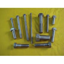 Hex Cap Screws DIN 931 A2/304 Stainless Steel Hex Head Screw