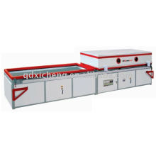 QC2611B máquina de prensado de membrana de vacío de carpintería