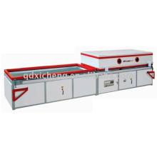 QC2611B Máquina de prensagem de membrana de vácuo de madeira usada para porta de PVC