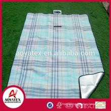 Foldable portable picnic blanket camping foam floor mat