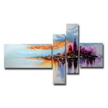 Высокое качество стены украшения Пейзаж масляной живописи