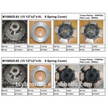 "American Mack Truck Parts 15 1/2"" Cast Iron Clutch Kits M108925-82"