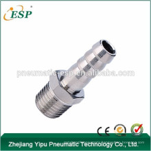 ESP brand barbed hose fittings,metal thread fittings,hexagon nipples