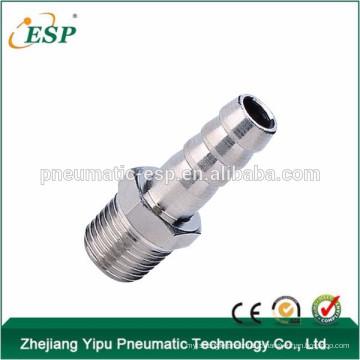 ESP brand barbed hose fittings,metal thread fittings,hexagon nipples