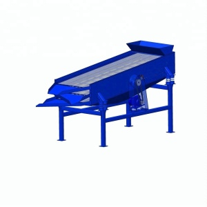Sand Vibrating Screen Printing Machine