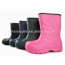 kids funky rain boots JX-916