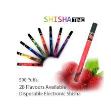 2014 Newest 500 Puffs Portable E Shisha Hookah