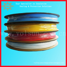 PE Heat Shrink Tubing Small and Large Diameter Sizes