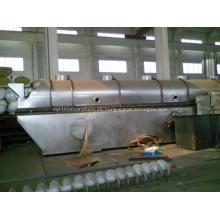 Secador de lecho fluidizado por vibración de formiato de sodio serie ZLG