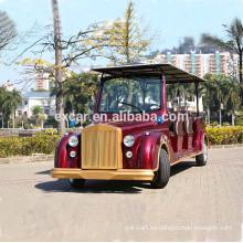 Tipo de moda de lujo eléctrico coche clásico caliente en venta barato