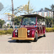 red color fashion 48V electric classic car for sale