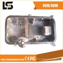 Piezas de motor de motocicleta cárter de aluminio para motores de motocicleta chinos