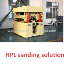 Lijadora para HPL / Lijado de grosor HPL