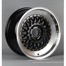 SIZE:2017 new design W002 aftermarket wheel rim, front wheel 18*9 back wheel18*10