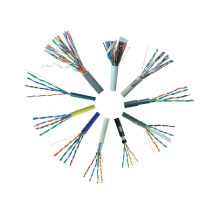 Cable de red Cat 3 / Cat5e / CAT6 LAN Cbale
