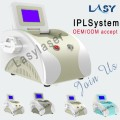 New Portable Shr Skin Machine IPL for OEM