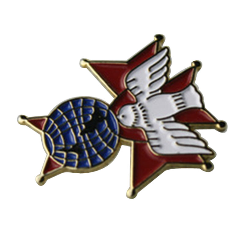 Knights Of Columbus Souvenir Lapel Pins