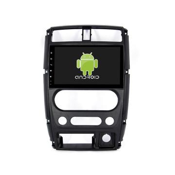 Navegador dos gps do carro do andróide 8,1 para o apoio de JIMNY 2007-2016 OBD2 / DVR / USB / ligação do espelho