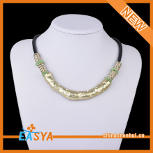 Light Weight Gold Black Chain Jewelry