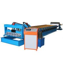 Steel Panel Glazed Steel Tile Roll Forming Machine
