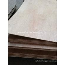 Bintangor / Okoume / Red Pencil Ceder Sperrholz für Möbel oder Dekoration