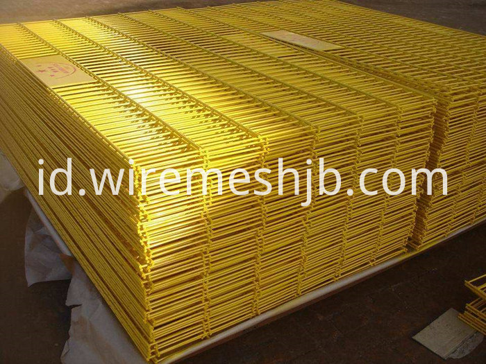 Welded Wire Panels