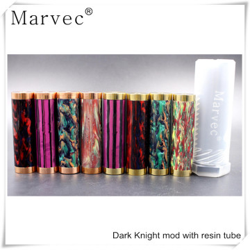 mechanical vapor pen mods with resin tube